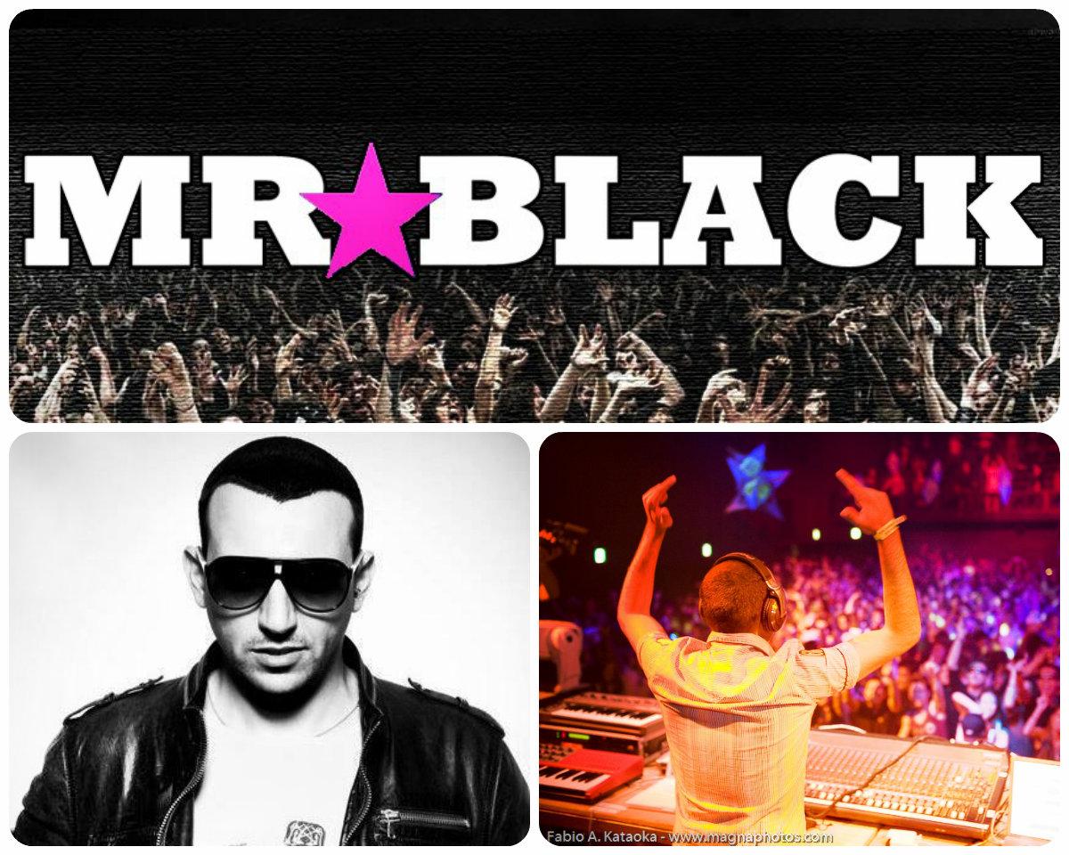 Mr.Black или Еще Один Прорыв