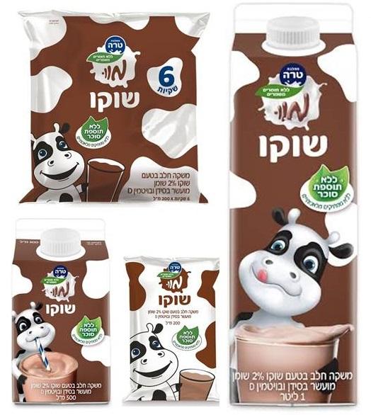 Впервые в Израиле: шоко компании Tara без сахара и искусственных подсластителей