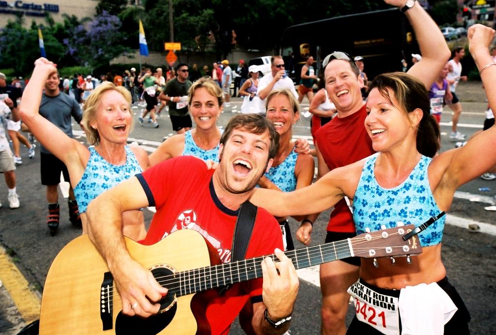 Музыкальный марафон «В ритме «брукс»