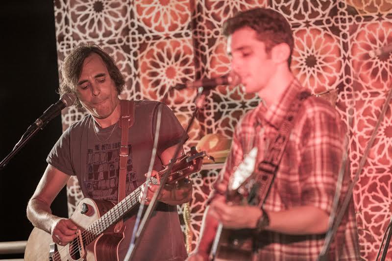 Хайфа: необычные музыкальные вечера «На крыше мира»