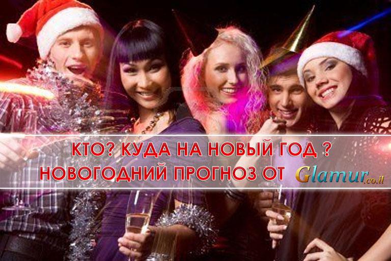 Кто ? Куда на Новый Год?