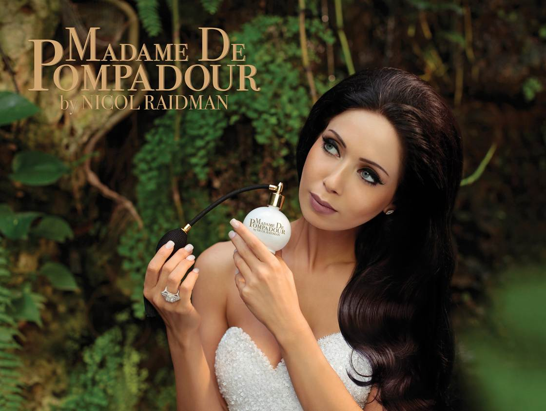 "Аромат лета ""Madame de Pompadour"""