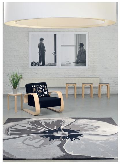 Новая коллекция ковров в бутиках интерьерной моды Renby