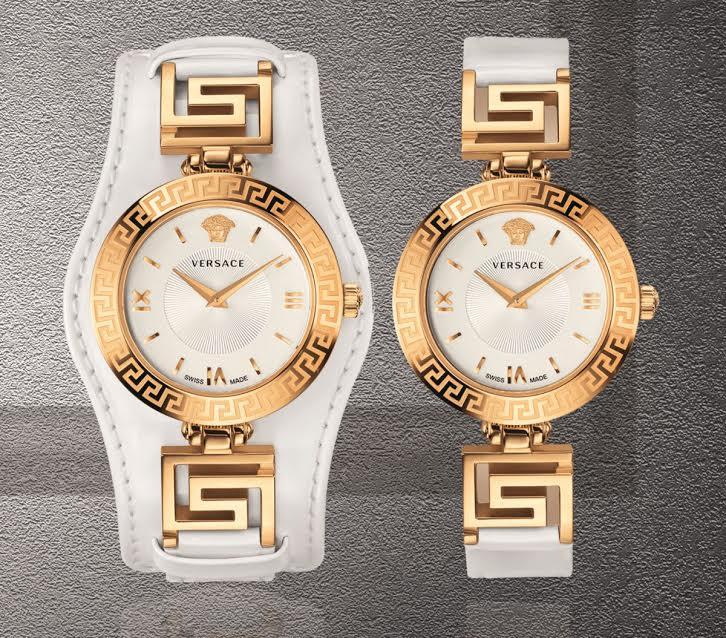 Новые часы Versace V-SIGNATURE
