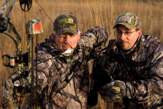 Охота – увлечение настоящего мужчины.