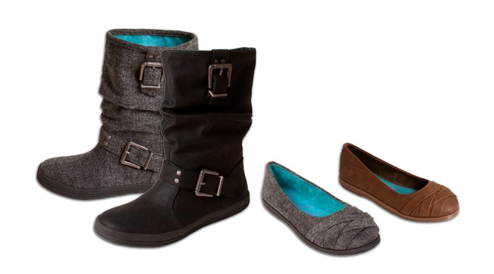 Обувь с Тихого океана