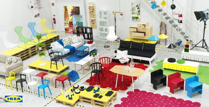 IKEA – в новой дизайнерской коллекции