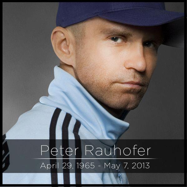 Peter Rauhofer скончался на 49-ом году жизни