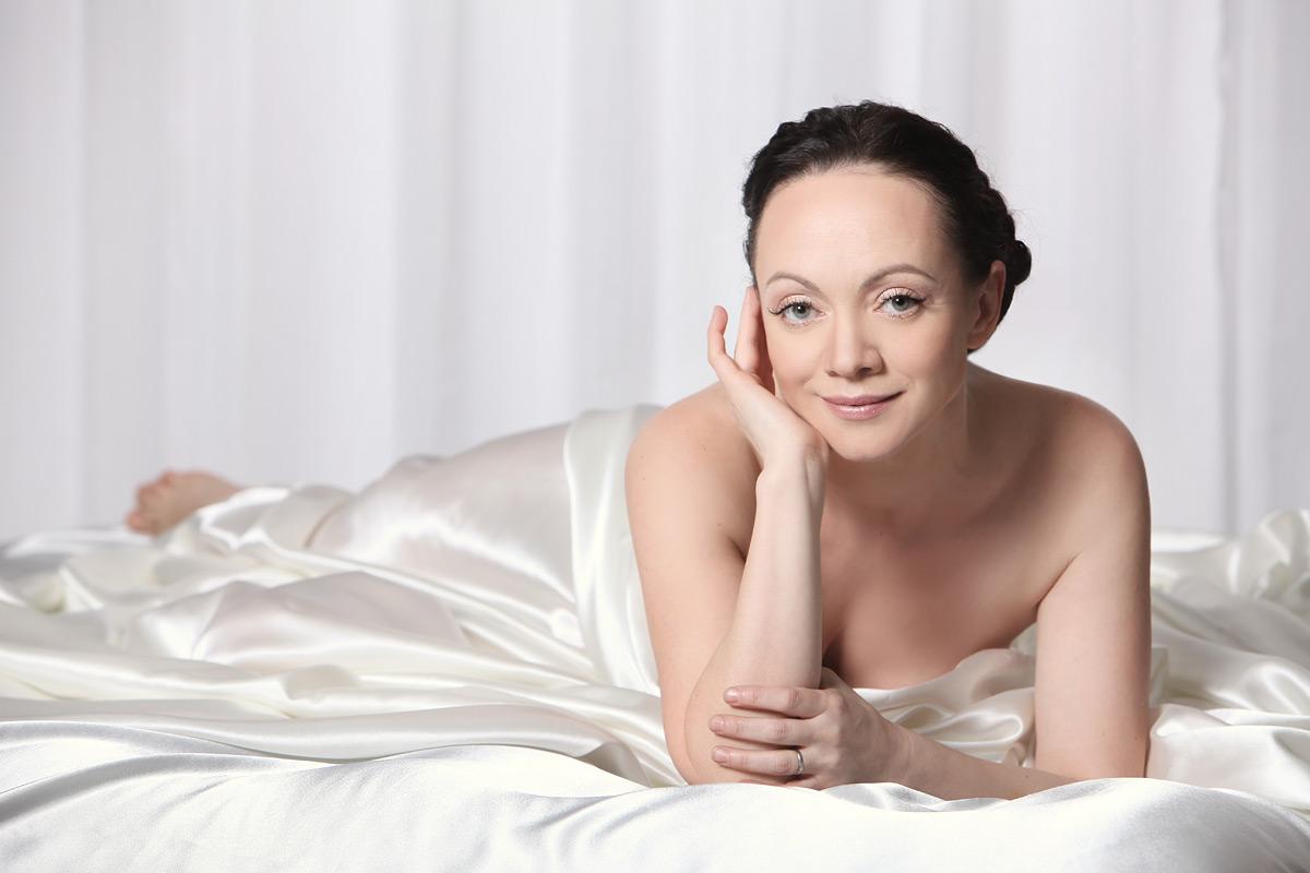 Естественный макияж от Валерии Поляковой