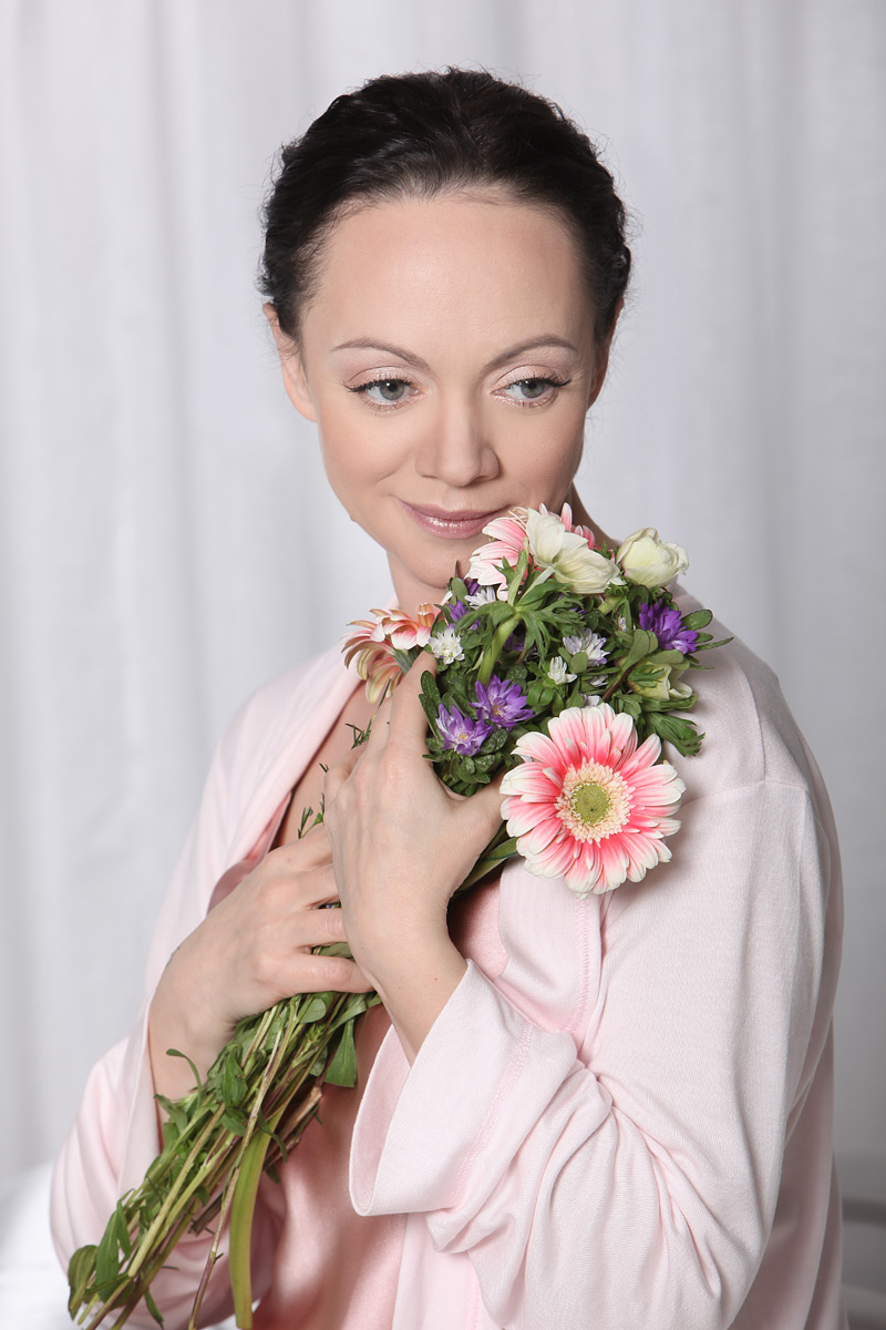 Секреты красоты : интервью с Валерией Поляковой