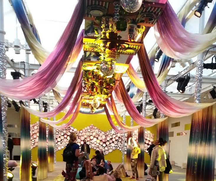 Дом Missoni на выставке дизайна в Милане: путешествие в Wonderland