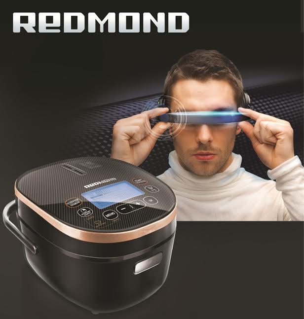 Мультиварка Redmond: функция 3D-нагрев — эффект «Русской печи»