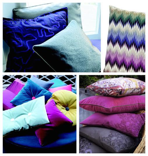 Renby: декоративные подушки, создающие интерьер