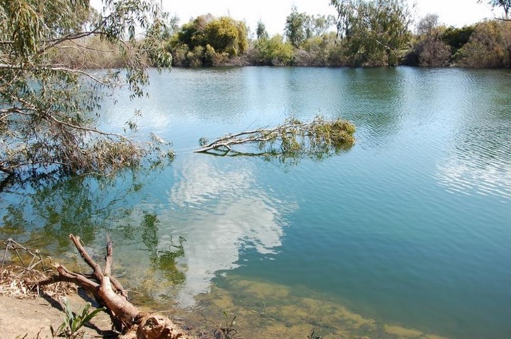 А вы отдыхали у озера Агмон?