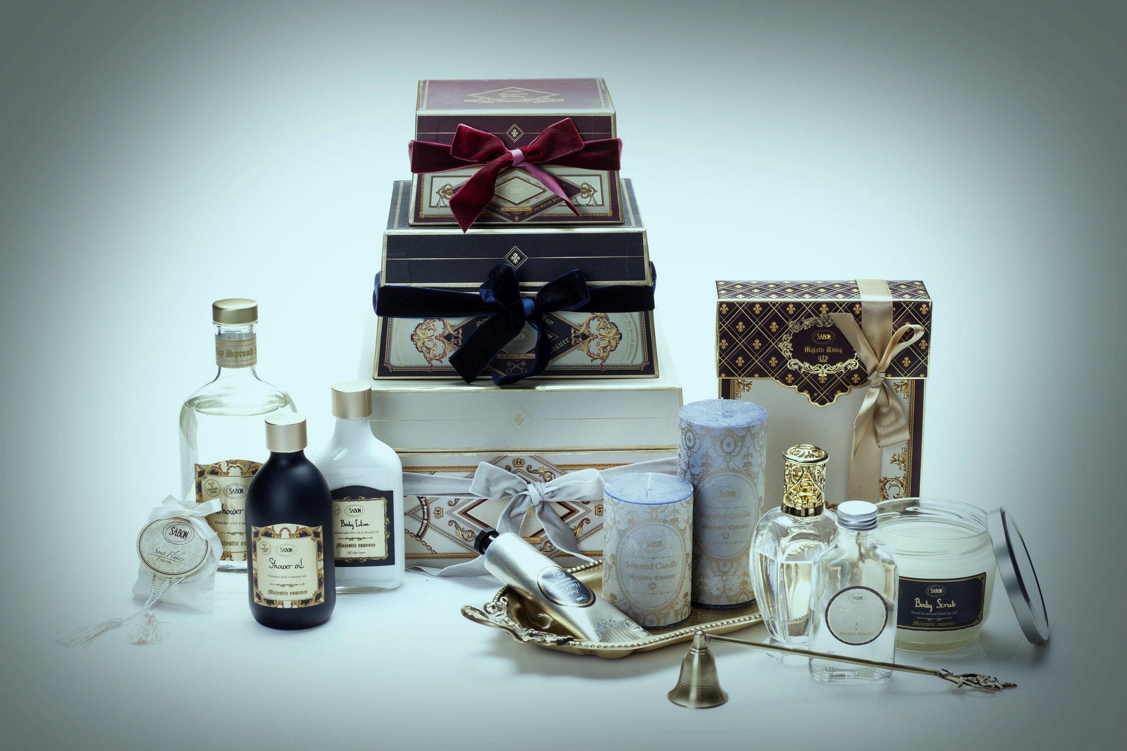 Sabon: новогодняя коллекция королевских ароматов