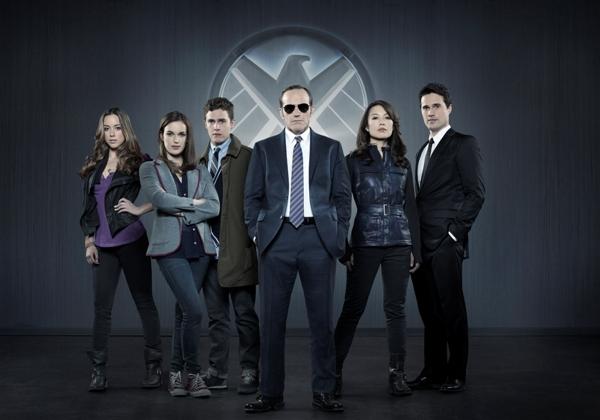 Премьера сериала «Агенты Щ.И.Т.»