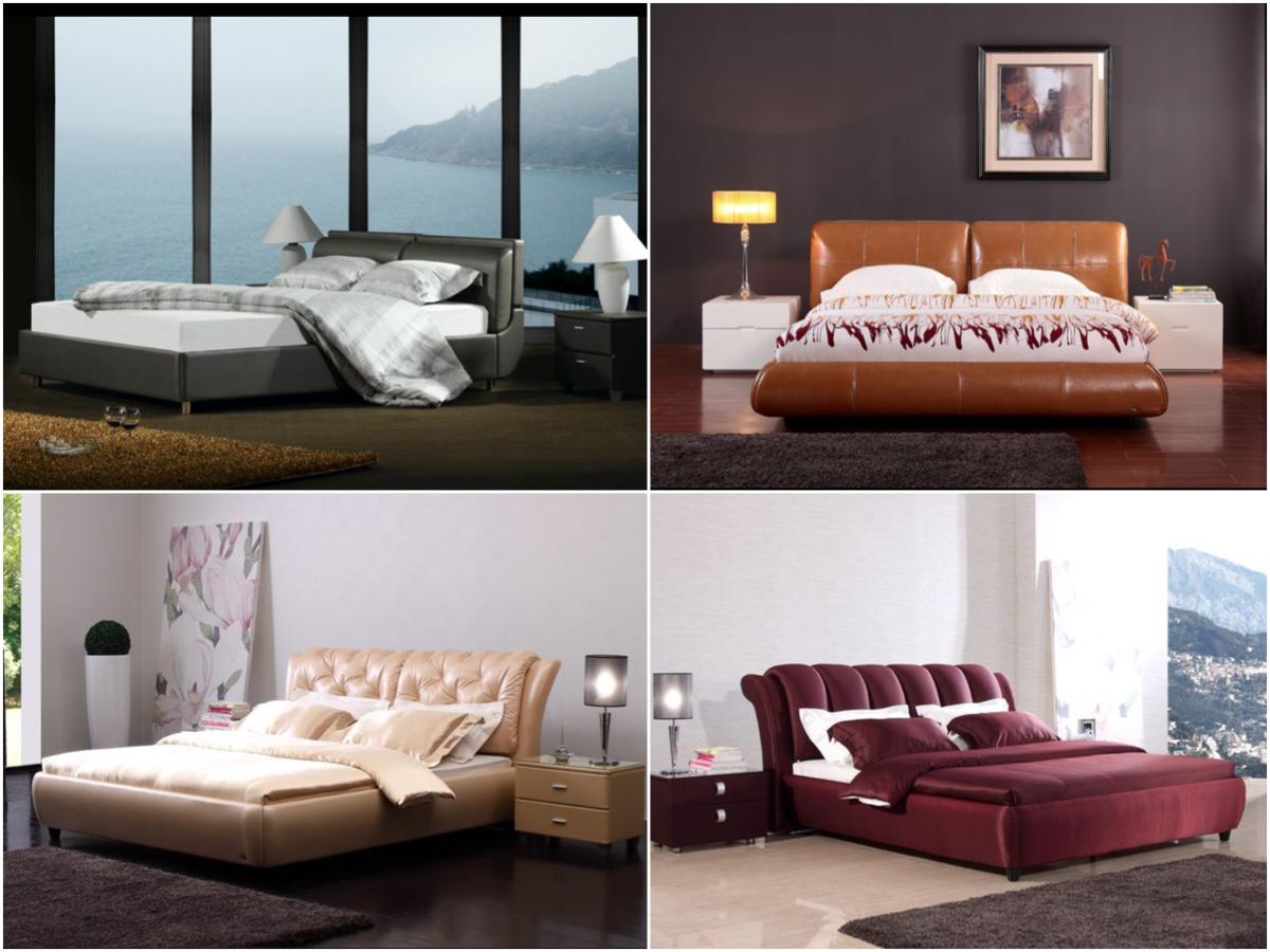 Mодные тренды в интерьерах спален-2014