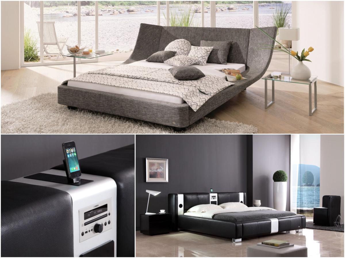 Кровать в качестве SPA-центра в вашем доме