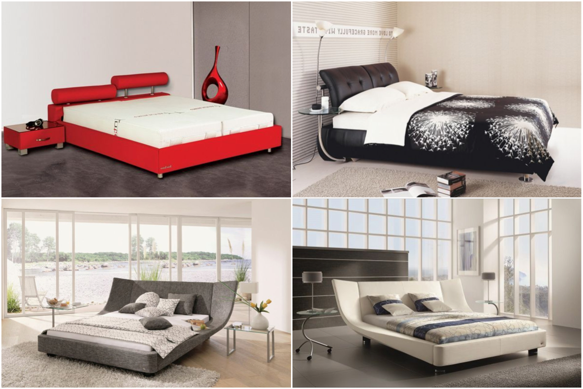 Главные европейские тренды в дизайне спален