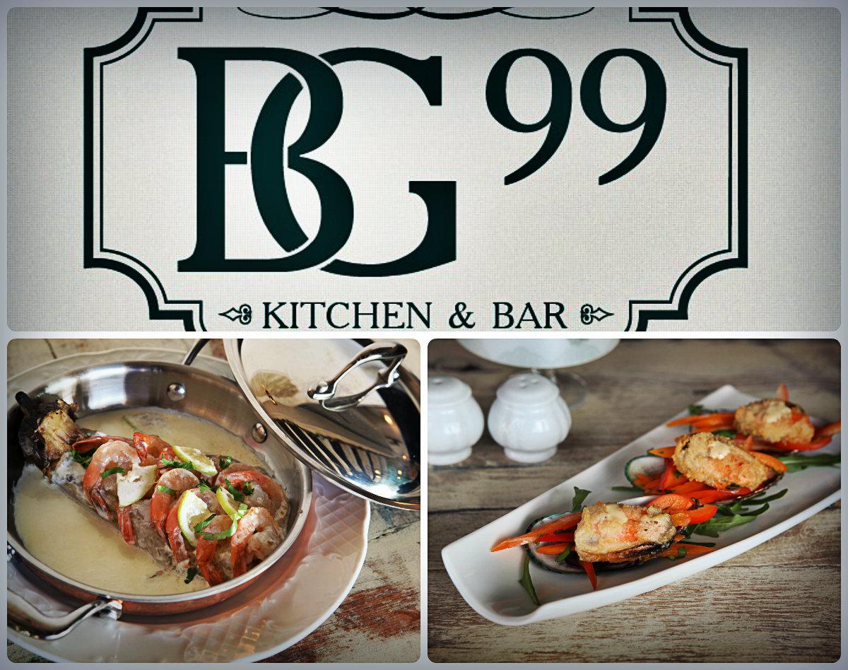 «Морской фестиваль» кулинарии в ресторане BG 99