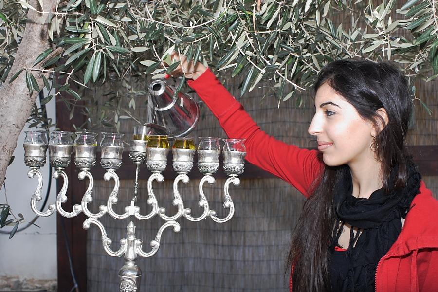 Shamna hanuka