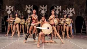 Spartacus-in-Israel