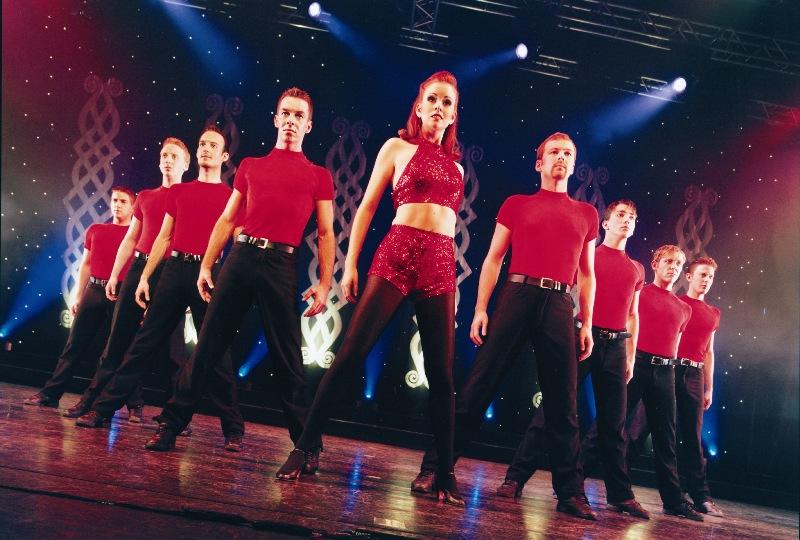 Кругосветное турне «Spirit of the Dance»