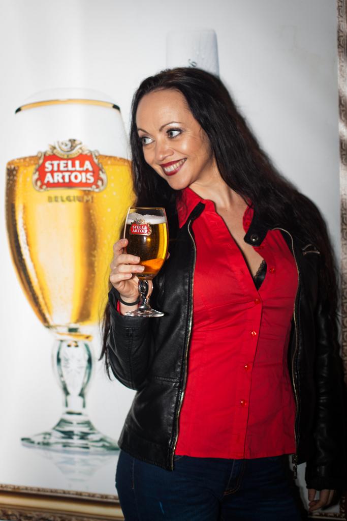Stella Artois - Valeria Poliakova - foto by Liya Geldman