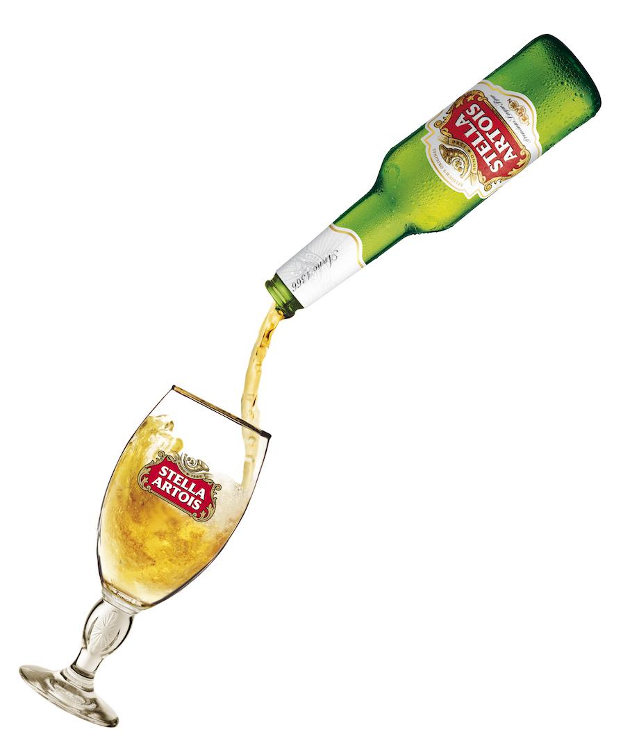 Творенье красоты от Stella Artois!