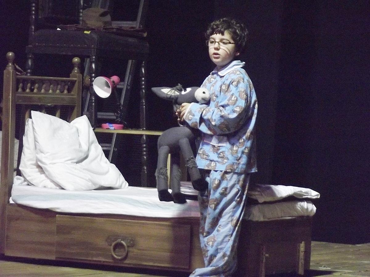 «Странствия Одиссея» — необыкновенный спектакль для детей