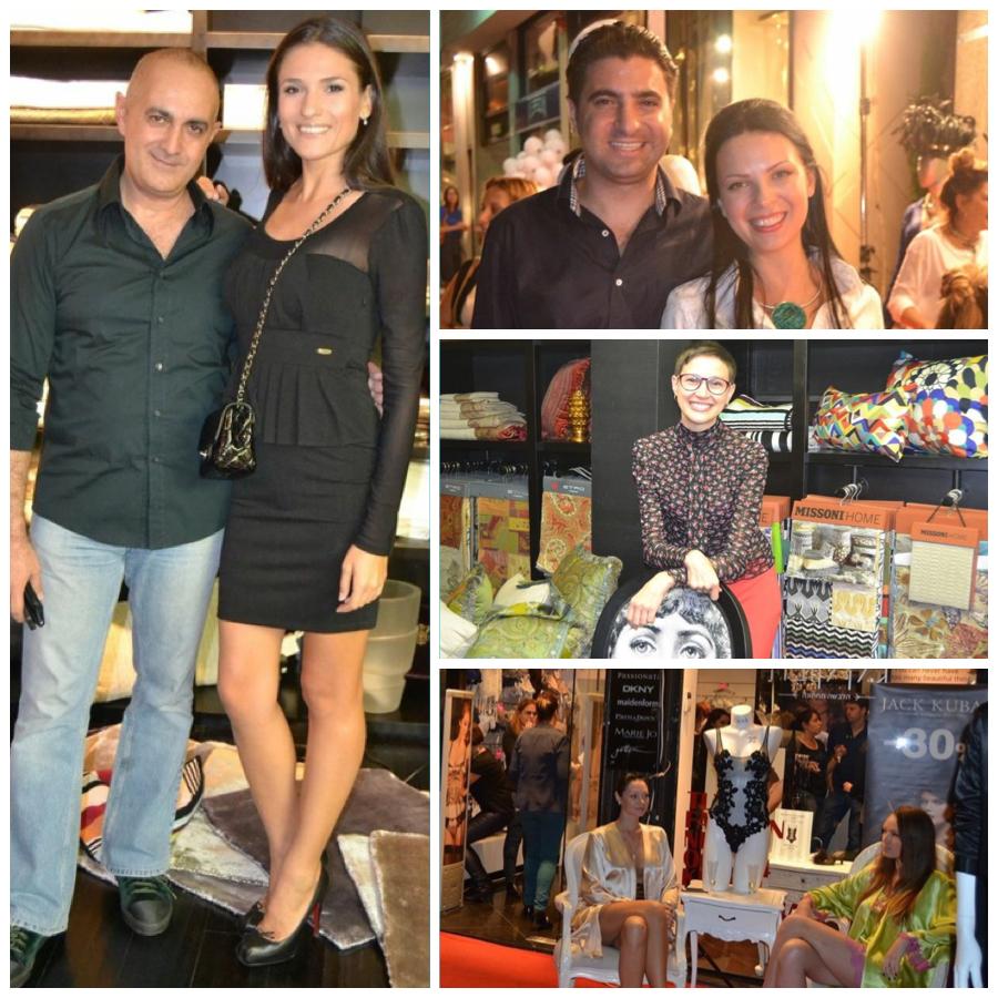 На тель-авивской Кикар а-Медина прошла самая «Модная ночь» года.