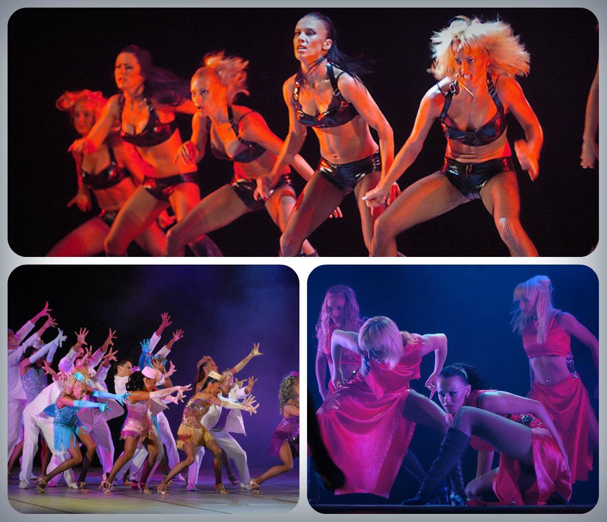 """Гастроли балета """"Todes"""" в Израиле"""
