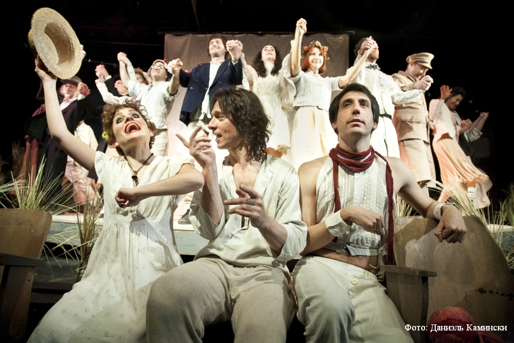 Театр «Гешер». 23-й сезон