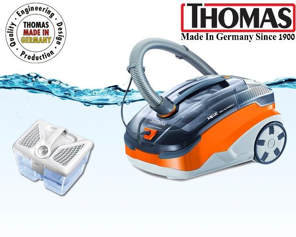 Thomas – самые титулованные моющие пылесосы