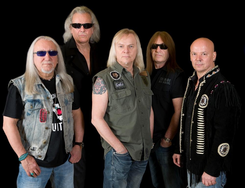 Uriah Heep в Израиле – единственный концерт!
