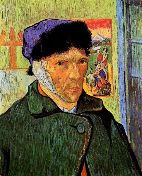 Впервые в Израиле выставка работ Ван Гога