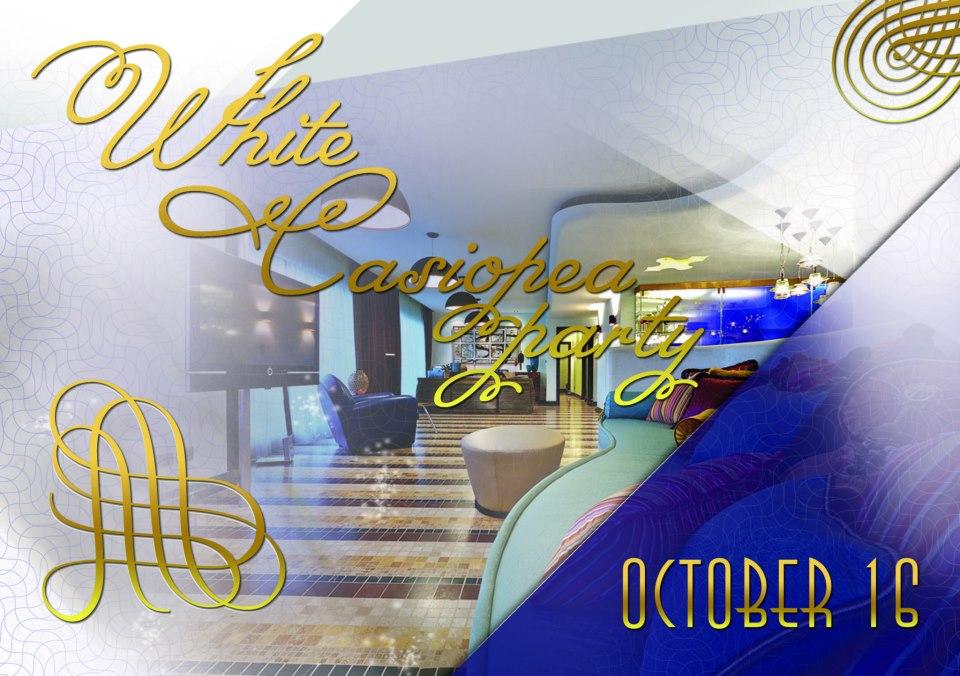 White Casiopea party