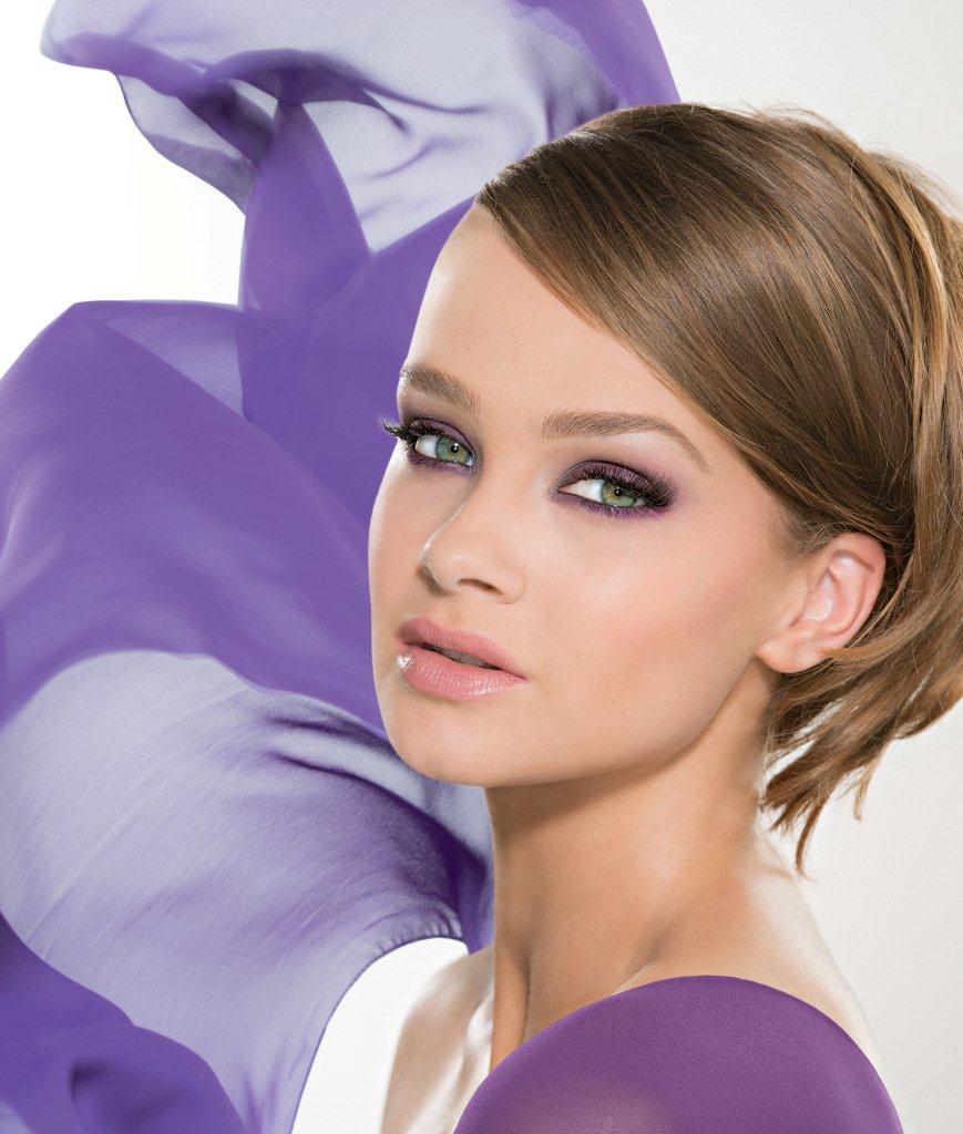 Зимний макияж: глубокий, женственный и драматичный
