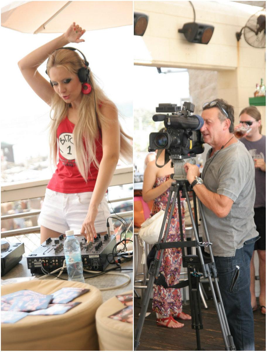 У музыки нет границ: трек в Москве, клип в Израиле