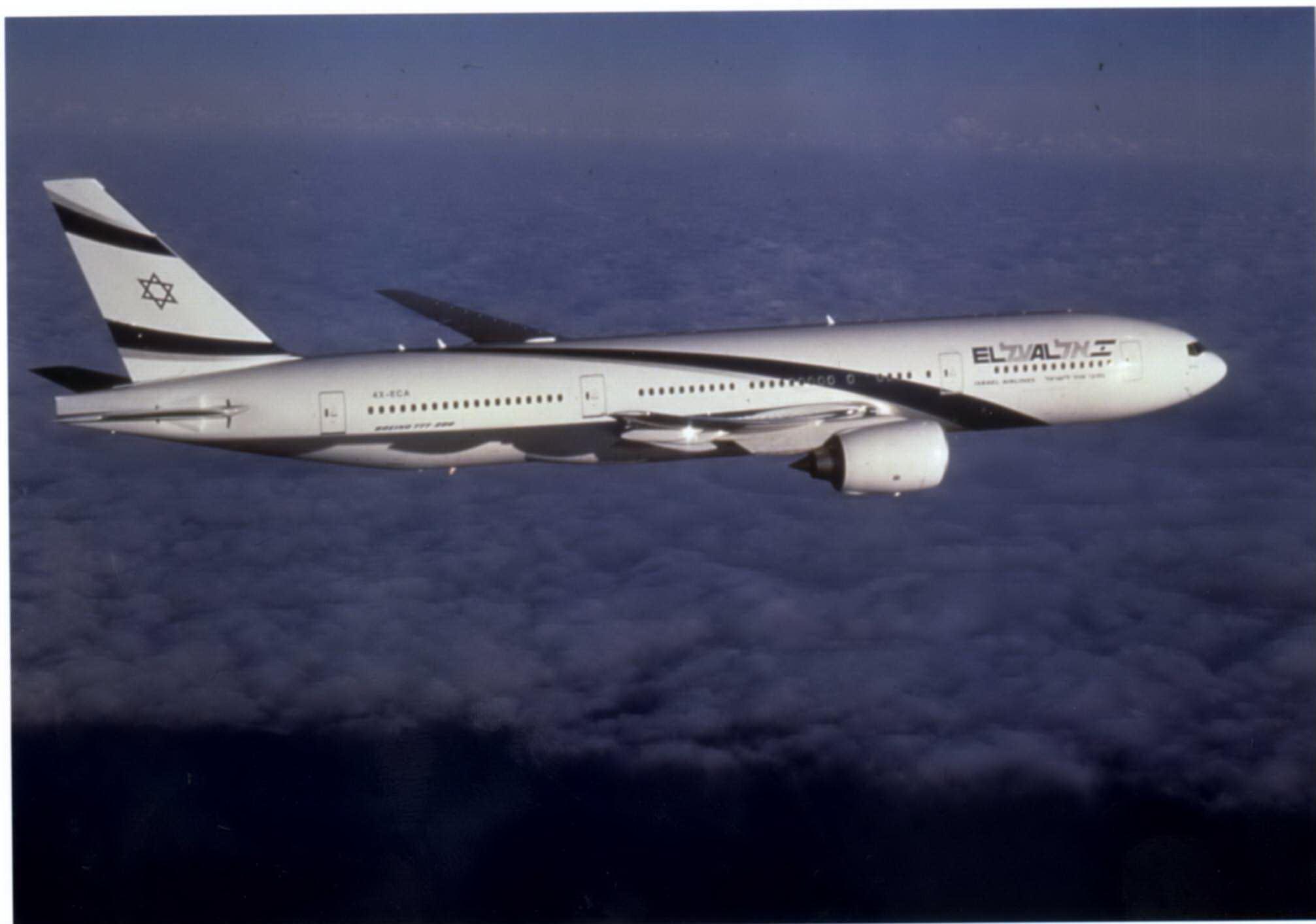 «Эль-Аль» о полётах  между Тель-Авивом и Адис-Аббебой