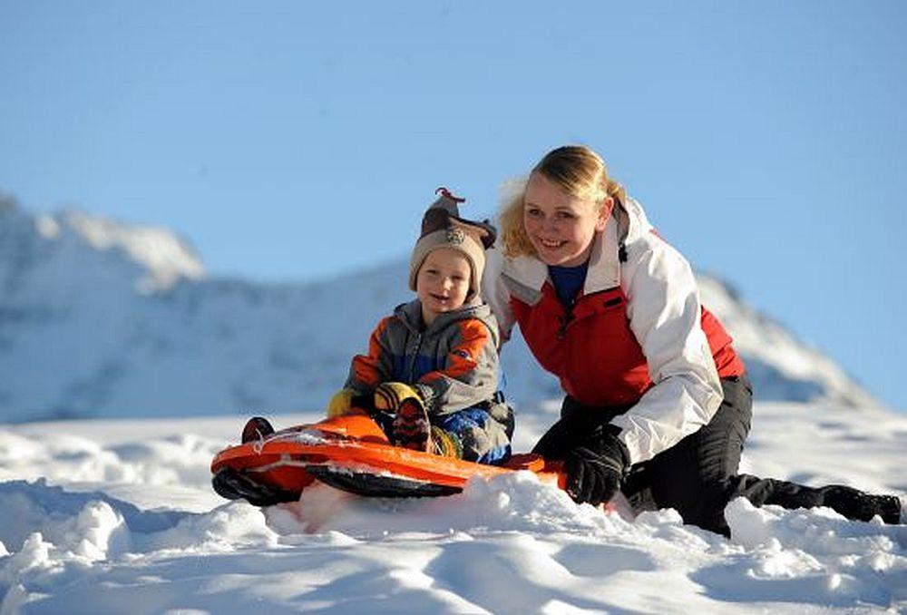 Бери семью – вставай на лыжи!