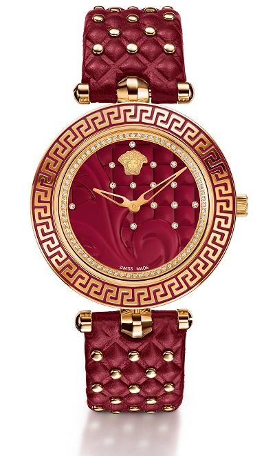 «Бурса ле-тахшитим» представляет новую коллекцию часов от Versace