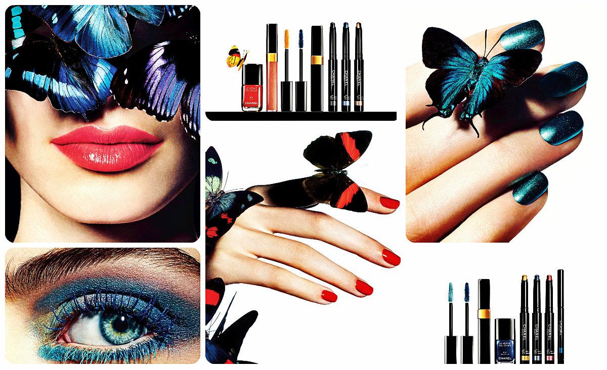 «Chanel» Летняя бабочка