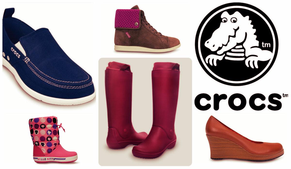 Обувь Crocs для холодной погоды? Запросто!