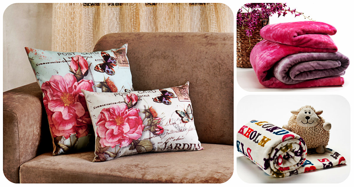 Уютная коллекция домашнего текстиля от «Хоум-центр»