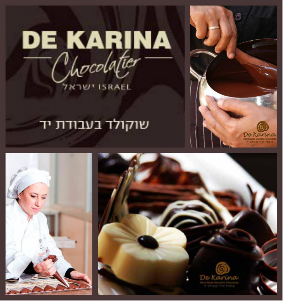 de-karina chocolate Factory
