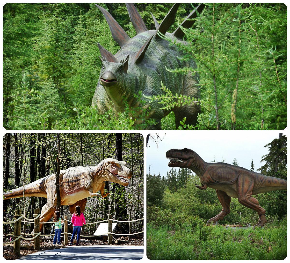 Выставка «Динозавры — наука завтрашнего дня»