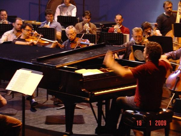 XVI фестиваль камерной музыки в Эйлате «Класси Камери»