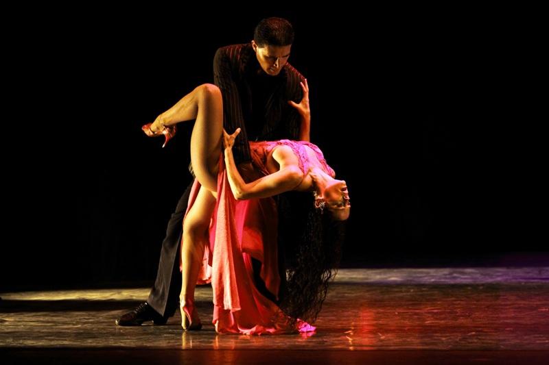 """""""Divino Tango"""" – история танца, песни, музыки"""