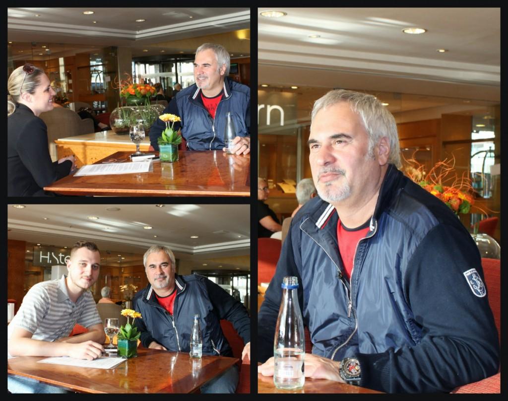 exclusive interview with Valery Meladze